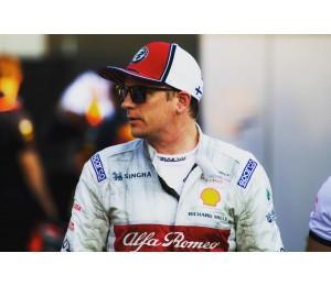 Новый пилот Alfa Romeo F1 Sauber.