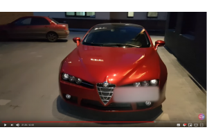 Видеоканал auto.ru протестировал Alfa