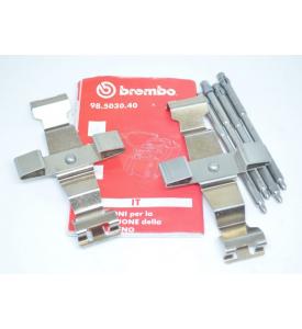 Ремкомплект тормозного суппорта 159/156/166 Brembo